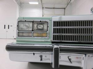 Michael Esposito - 1974 Oldsmobile Cutlasss Supreme 306