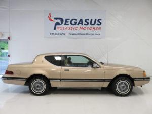 1987 Mercury Cougar